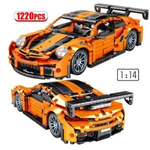 1:14 City Technic MOC Supercar Sports