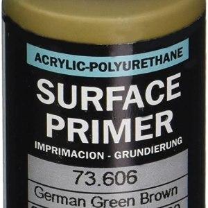 Vallejo RAL8000 German Green Brown Paint, 60ml