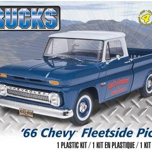 Revell '66 Chevy Fleetside Pickup