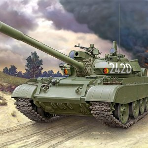 Revell 03306 - T-55AM