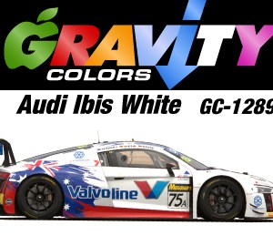 Audi Ibis White