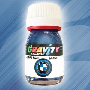 BMW i Blue GC-274