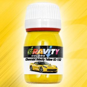 Chevrolet Velocity Yellow GC-152