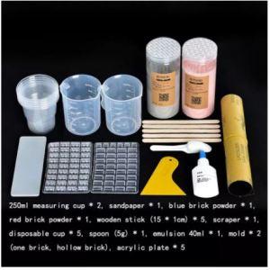 1/16 Miniature Simulation Brick DIY Kit Sand Table