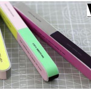 Model Polishing Strip Seven Sides Tools