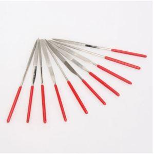 10/5pcs Diamond Mini Needle File Set