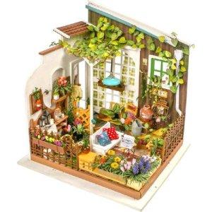 Rolife DIY House Miller's Garden 3D Puzzle