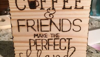 25 DIY Wood Burning Art Project Ideas Tutorials