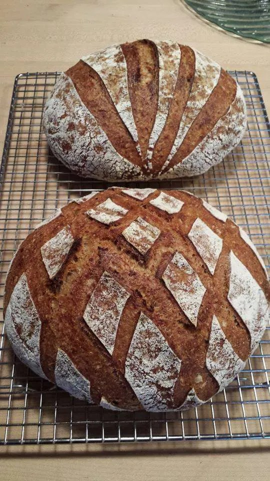 Craftsbury Farmers Market Vendor Products - artisan crafted bread & baked goods