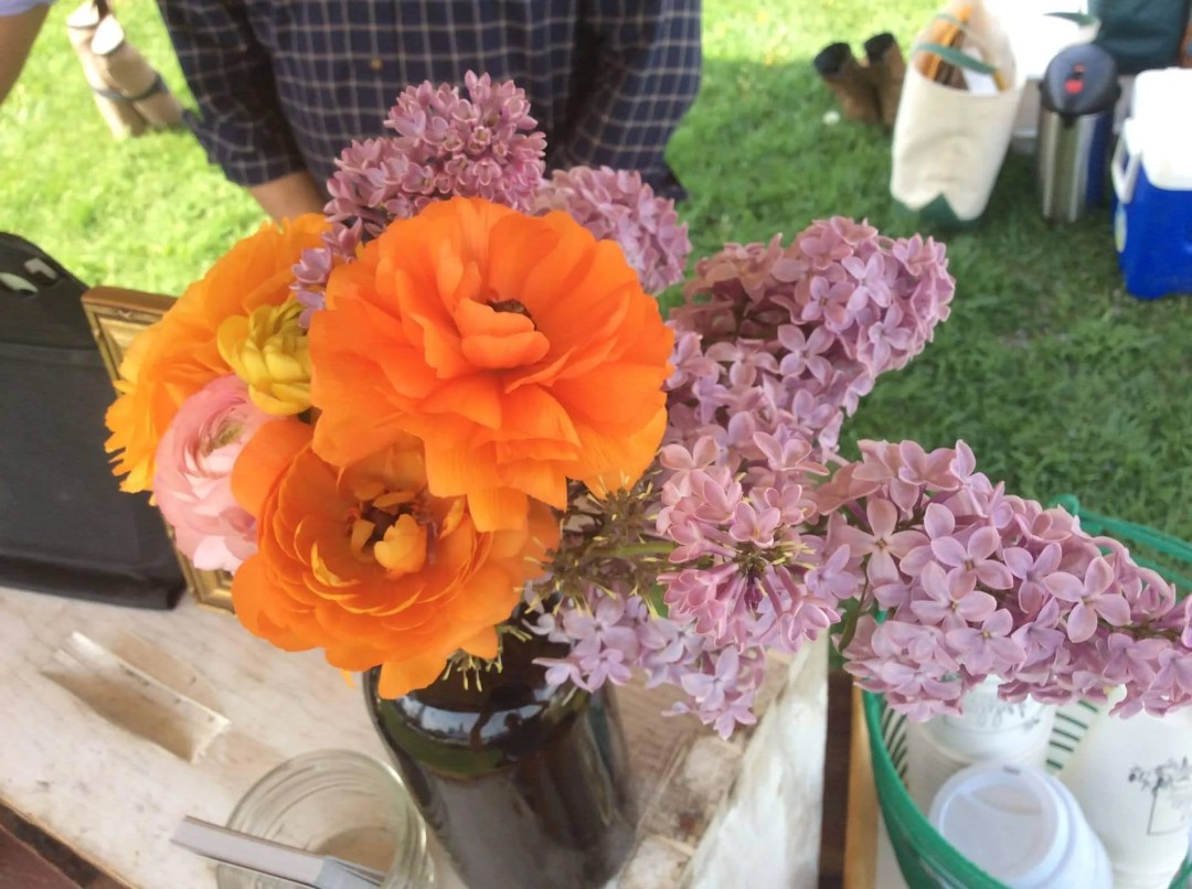 Craftsbury Farmers Market Vendor Products - flowers