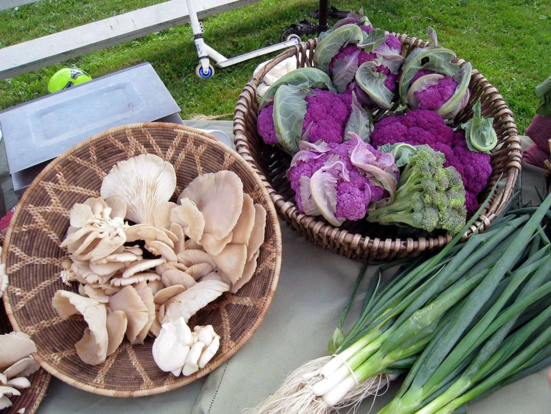 Craftsbury Farmers Market Vendor Products - fresh vegetables