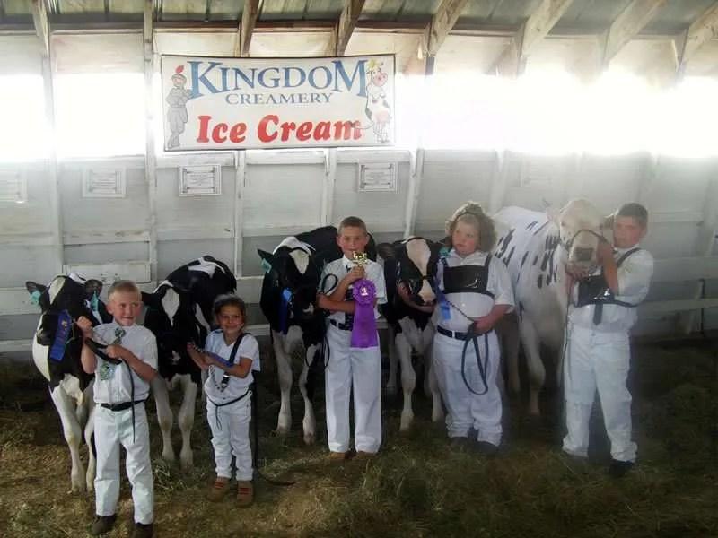Kingdom Creamery of VT - dairy show winners - Craftsbury Farmers Market
