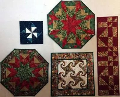 Woodhenge Quilts / Sally Cabell - Craftsbury, VT