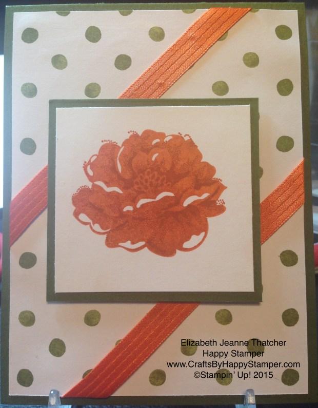Stippled Blossom OSW Card #2