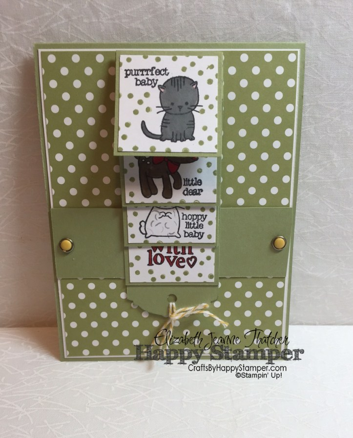 Stampin Up, Made With Love, Simply Stamp It, Waterfall