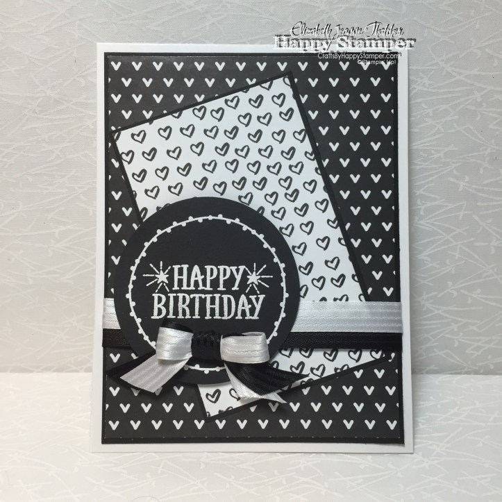 Stampin Up, You're So Lovely, CYCI #103