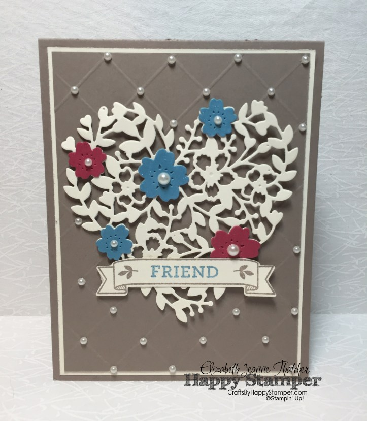 Stampin Up, Bloomin' Love