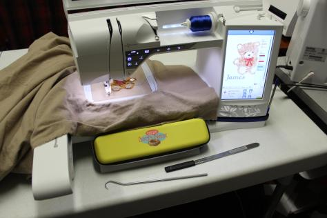 supplemental plastic sewing table