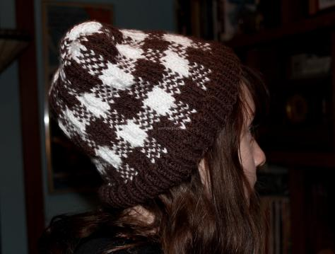 gingham hat craftsbyjennyskip