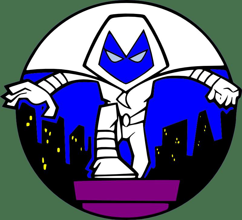 Moon Knight SVG