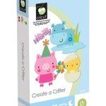Create a Critter Cricut Cartridge