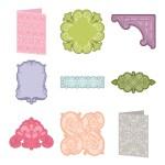 Anna's Flourish Cards and Embellishments