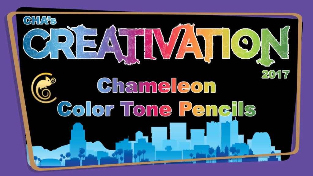 Chameleon Color Tone Pencils - Creativation 2017