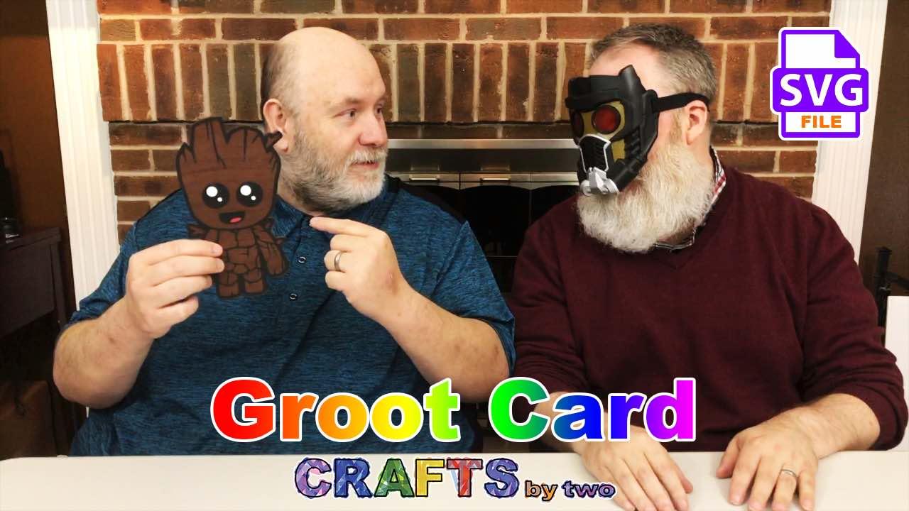 Groot Card