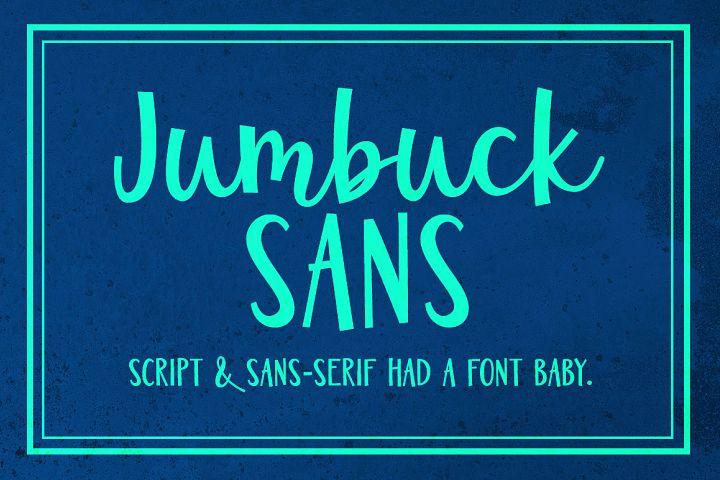 Jumbuck Sans
