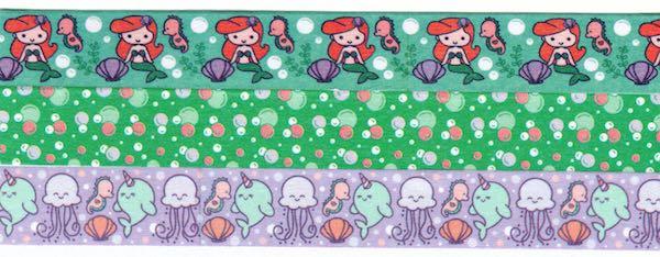 Sweet Stamp Shop - Washi - Mermaid