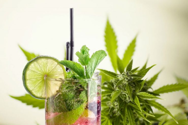 Cannabis Cocktails - Craft Sense