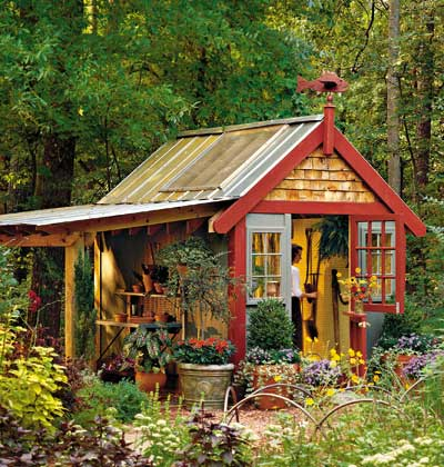 Градинска къщичка