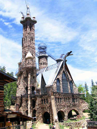 local attractions Bishop Castle