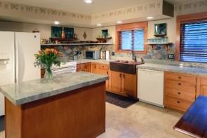 Kitchen - The Craftsman Lodge