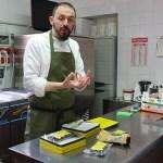 The secrets of an Italian gelato master