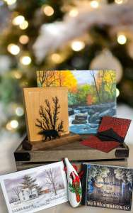 Handmade Holiday Subscription Box