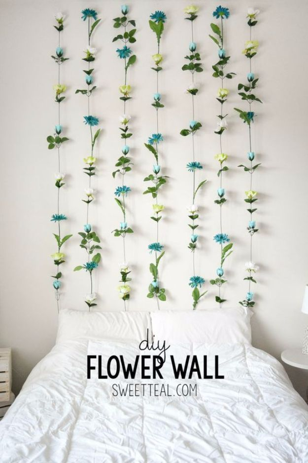 DIY Flower Walls