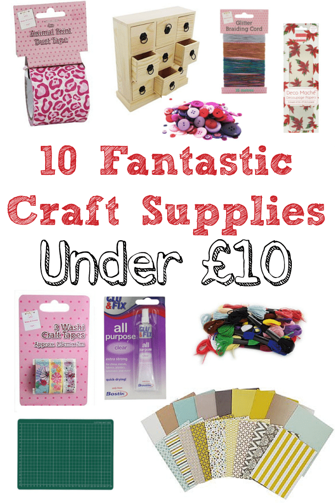 Craft Supplies Online Cheap