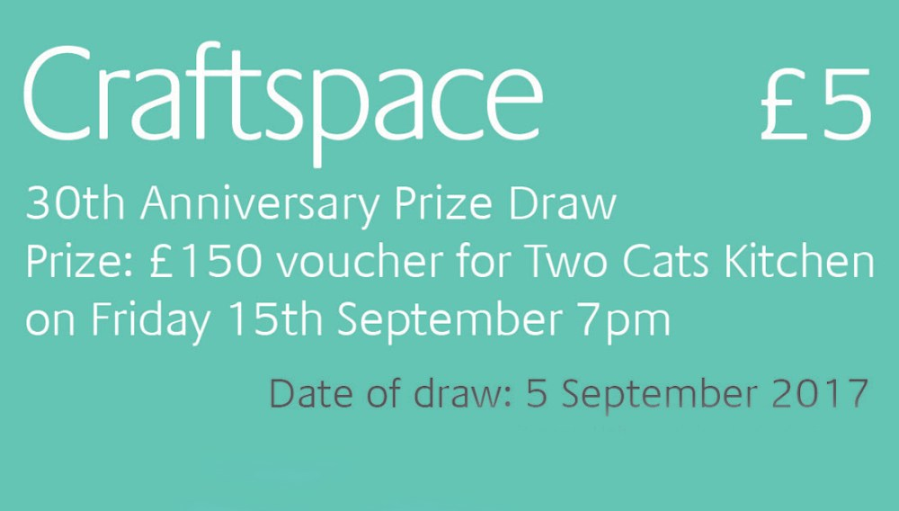 Prize draw ticket - two cats