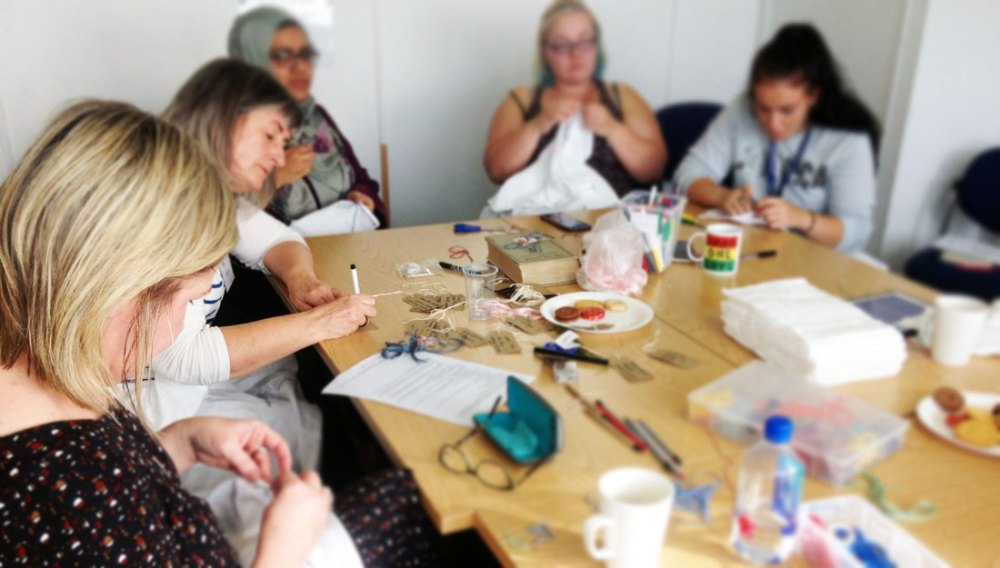 Making Mothers: Project design session