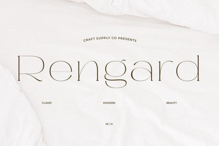 Rengard Main Preview