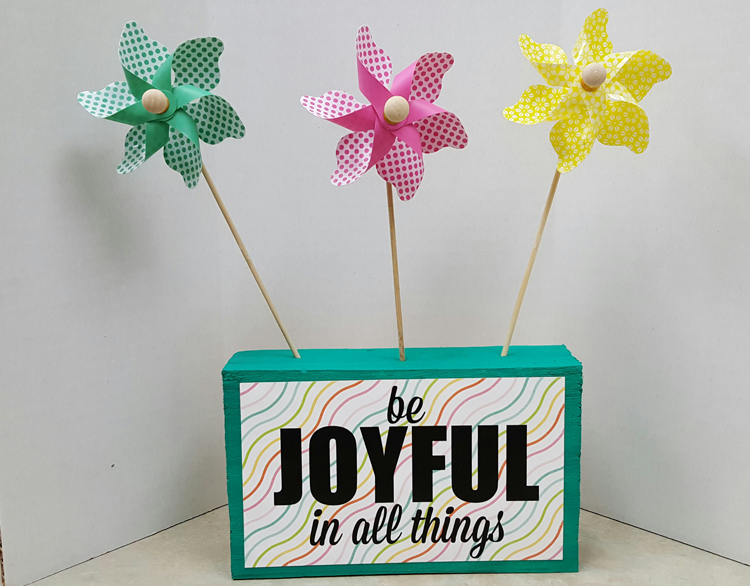 Happy Hour - Joyful Pinwheel Block @ Vancouver Location | Vancouver | Washington | United States