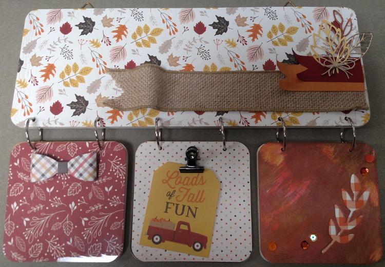 HAPPY HOUR: Fall Fun Plaque @ Craft Warehouse @ Gresham Station | Gresham | Oregon | United States