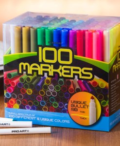 100 Color Set