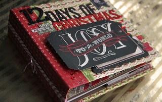 12 Days of Christmas Book12 Days of Christmas Book