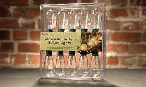 Edison Light Set