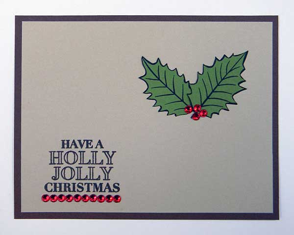 Hero Arts Christmas Cards