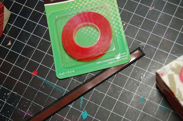 red line adhesive