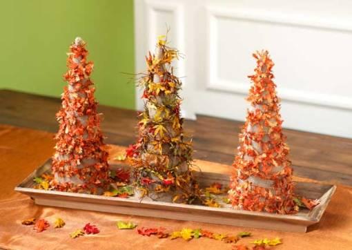 Paper Mache Cones