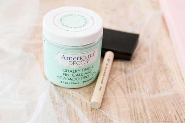 Americana Decor Chalky Paint